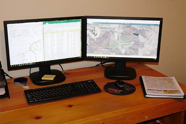 Customized Mapping Services (GIS) Wisconsin